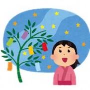 七夕 イラスト 無料