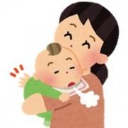 赤ちゃん ゲップ 出ない時