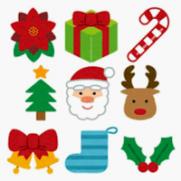 クリスマス 工作 幼児 簡単